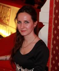 Жарких Леся Ивановна