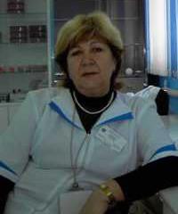 Сухенко Людмила Тимофеевна